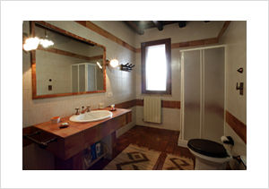 B&B with bathroom in room in Trapani
